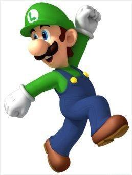 Costumes Super Mario Bros Luigi Beanie Hat