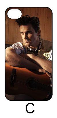 Matt Matthew Bomer Hard Case Cover for iPhone 4 4S 5 White Collar Neal
