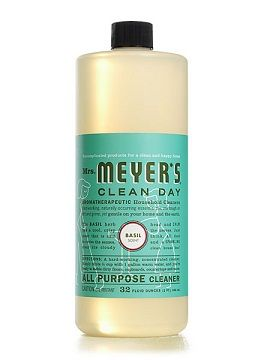 Clean Day All Purpose Cleaner Basil by Mrs Meyers 32 oz Liquid