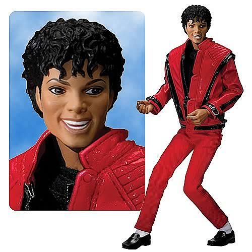 Michael Jackson Thriller Doll Playmates 23054