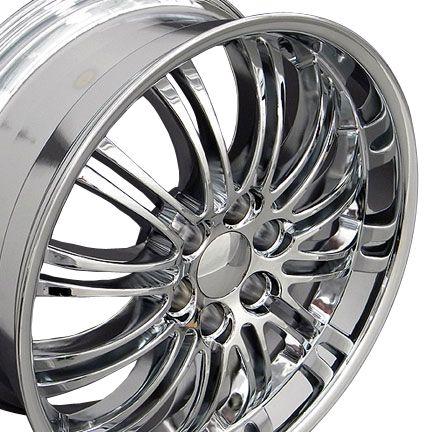 22 Chrome Wheels Rims Fit Chevy Cadillac Escalade Avalache Yukon