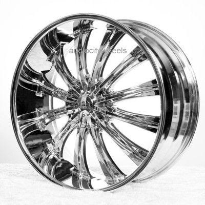 28inch Wheels Rims Chevy Ford Escalade RAM Tahoe F150