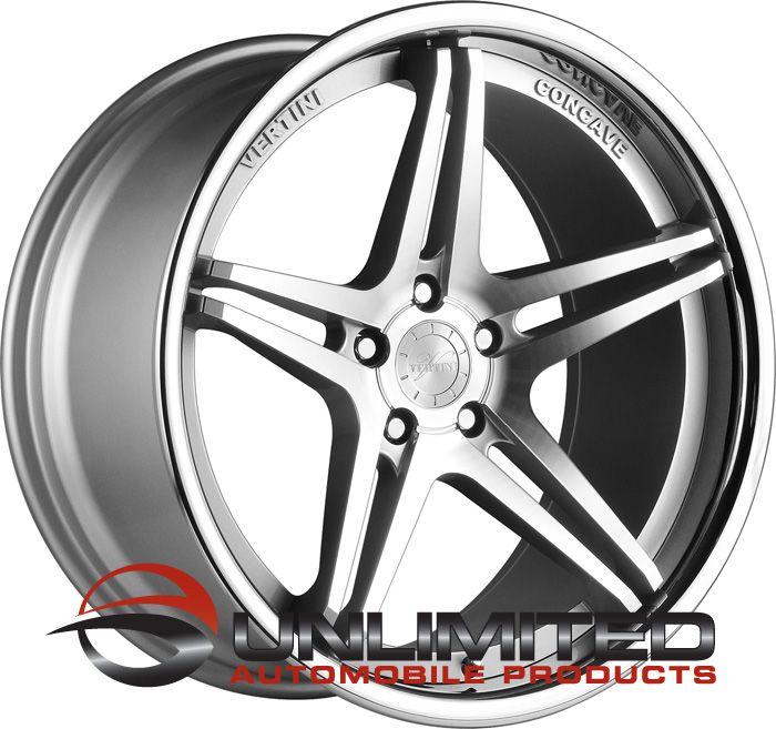 20 Vertini Magic Staggered Wheels Rims Fit BMW F30 328i 335i XI 3