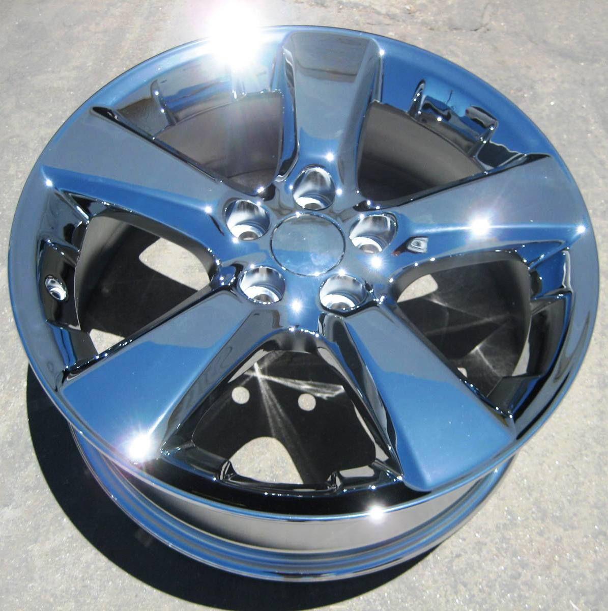 Lexus RX350 RX330 RX400H RX300 Chrome Wheels Rims Set of 4