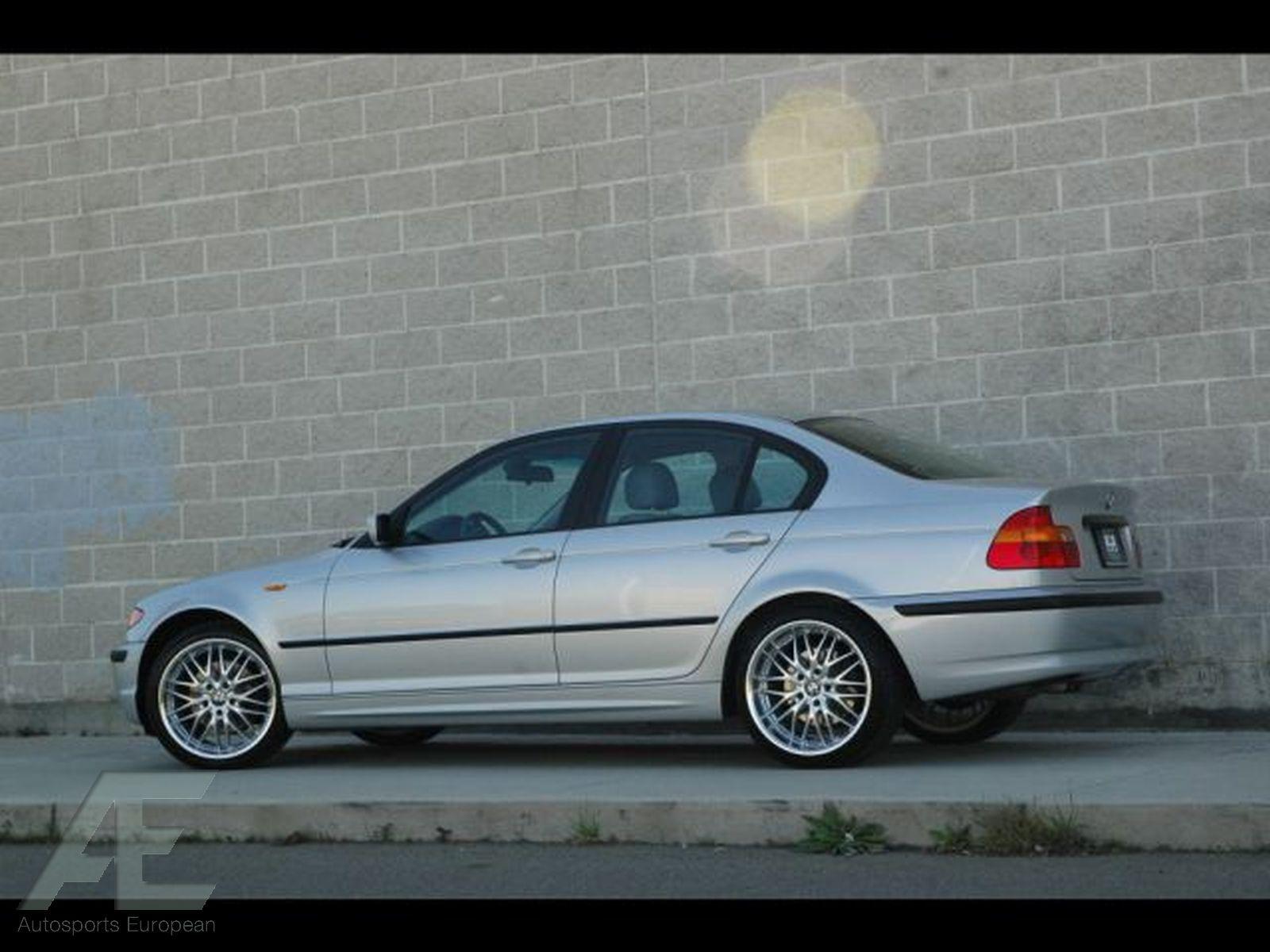 19 BMW Wheels Rim Tires 325i 325xi 325CI E46 E90 M3