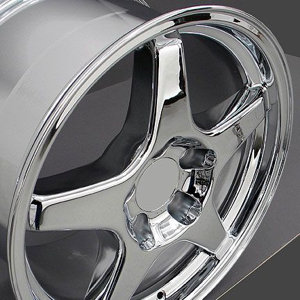 17 Chrome ZR1 Wheels Set of 4 Rims Fit Corvette Camaro SS Z28 Trans
