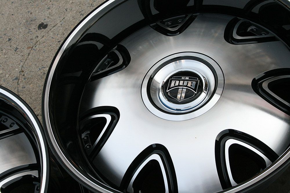 20 Black Rims Wheels Nissan Maxima Staggered 20 x 8 5 10 5H 35