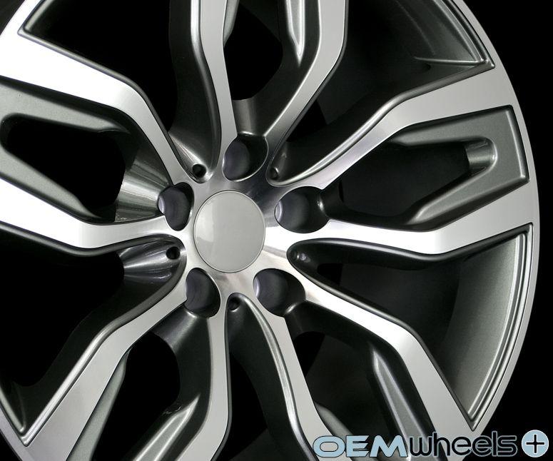 20 x5 M Style Wheels Fit BMW x6 Xdrive 30i 48i 50i Rims