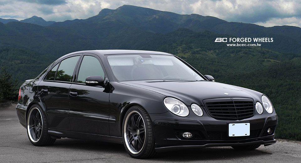 19 Forged Custom Wheel Rim Mercedes W211 E55 E63 AMG
