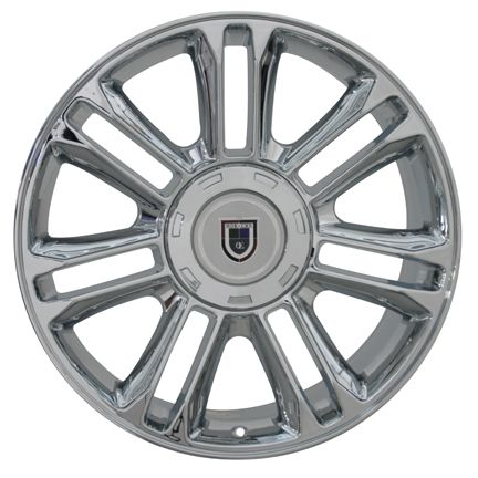 20 Escalade Wheels Chrome 20x9 Rims Fit Cadillac Chevrolet GMC