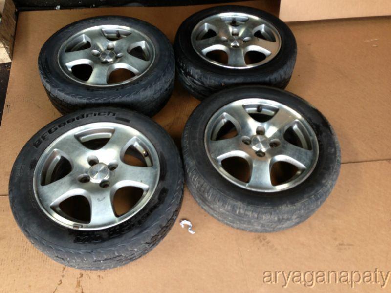 94 95 Acura Integra Phat Five Wheels Rims Stock Factory GSR 15 Civic