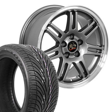 10th Anniversary Wheels Nexen Tires Rims Fit Mustang® 94 04