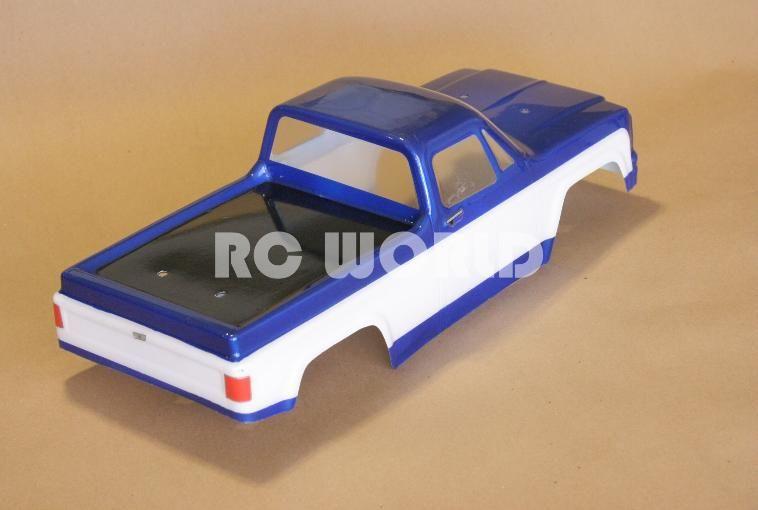 RC Truck Body 1 10 Crawler Body Shell Chevy Ford Truck