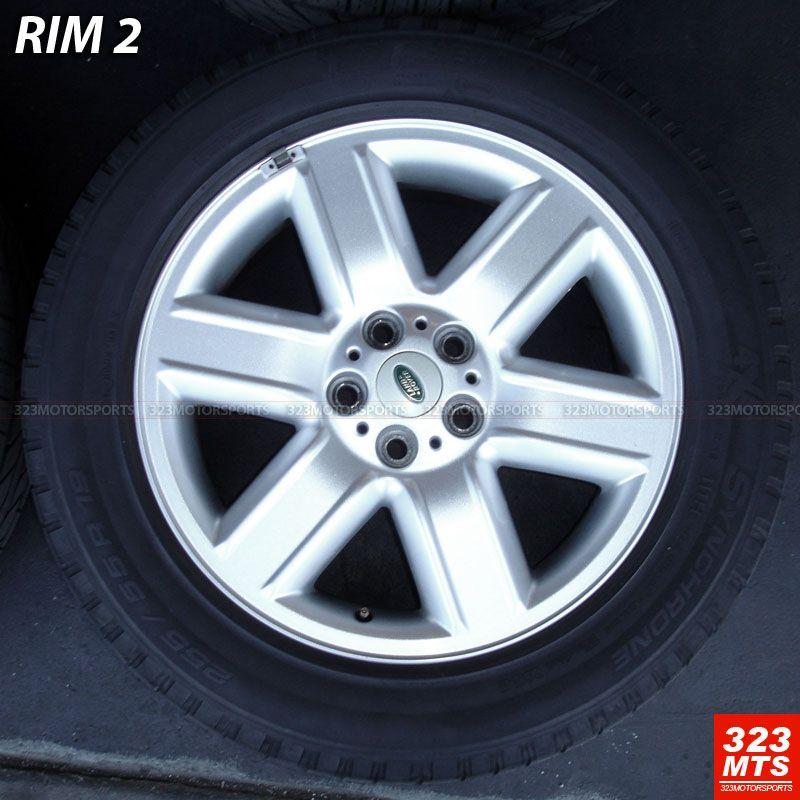 Sierra Silverado Suburban Versante VE225 Used Wheels Rims Tire