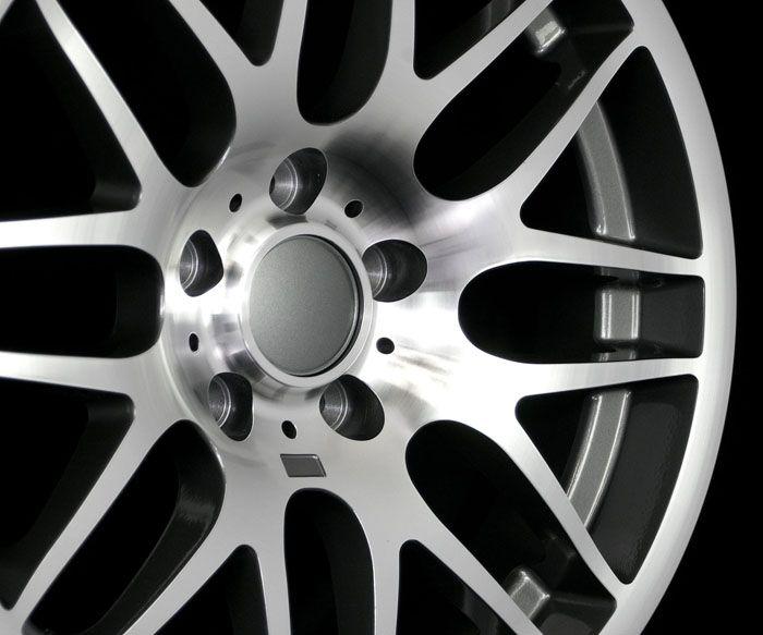 19 M3 Style Staggered Wheels Rims BMW 325i 323i 330i 335i 525xi 528xi