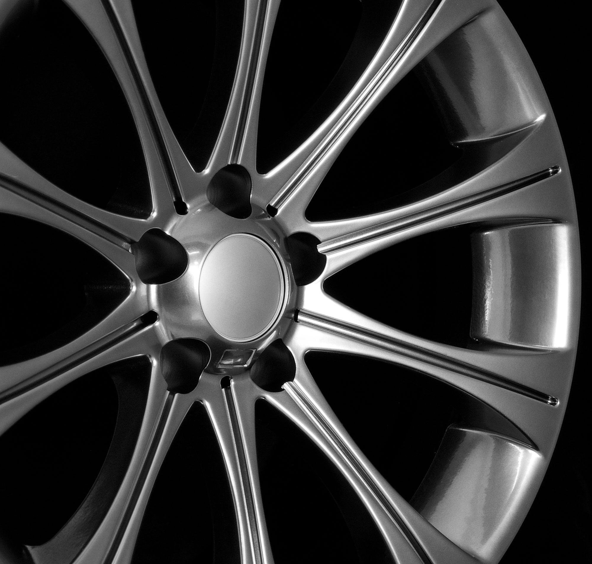 Staggered Hyper Black Wheels Rims Fit BMW 323i 325i 328i 330i 335i