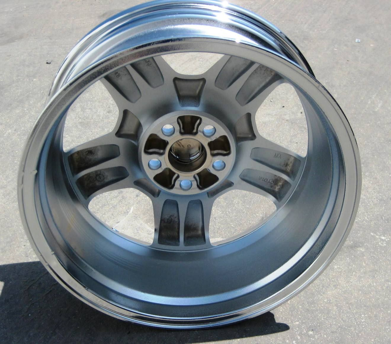 FACTORY LEXUS LS430 OEM CHROME WHEELS RIMS GS430 LS400 GS350 SET OF 4