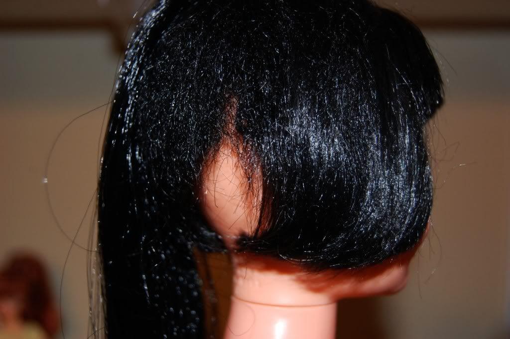 Pretty Ideal Tressy Grow Hair Doll