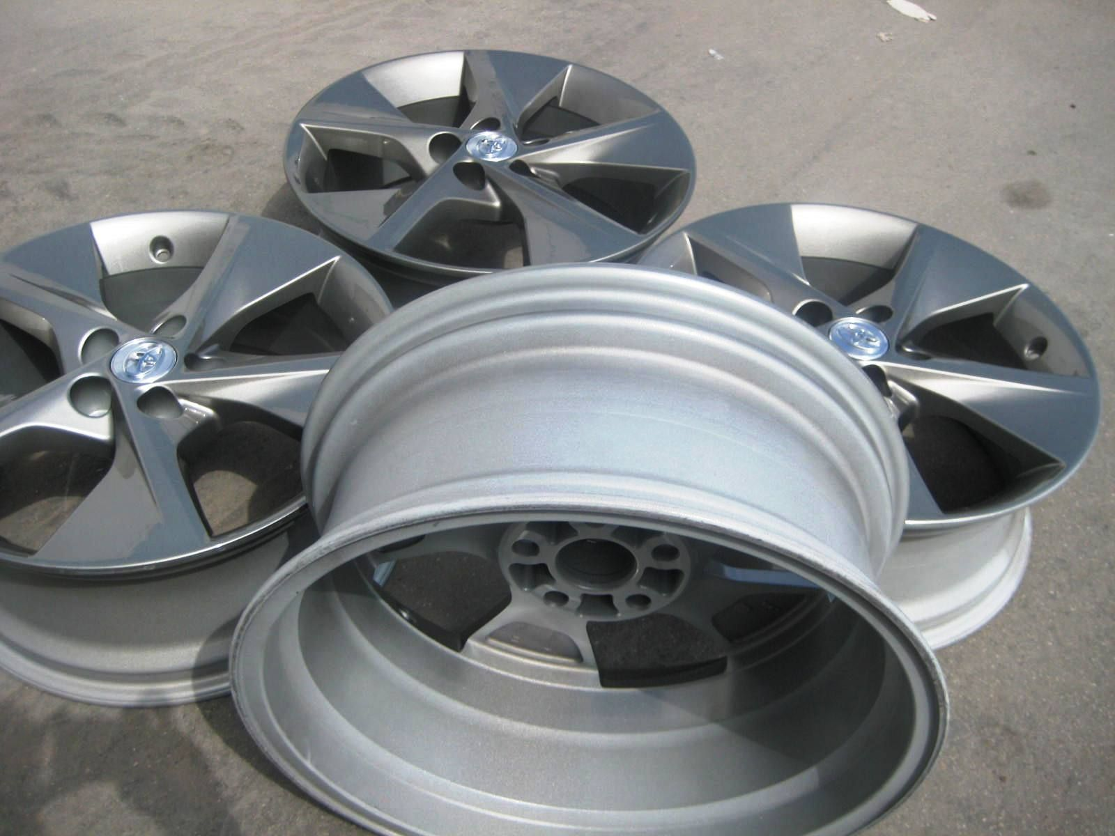 18 FACTORY TOYOTA CAMRY OEM WHEELS RIMS IS300 IS250 GS430 IS350 SC430