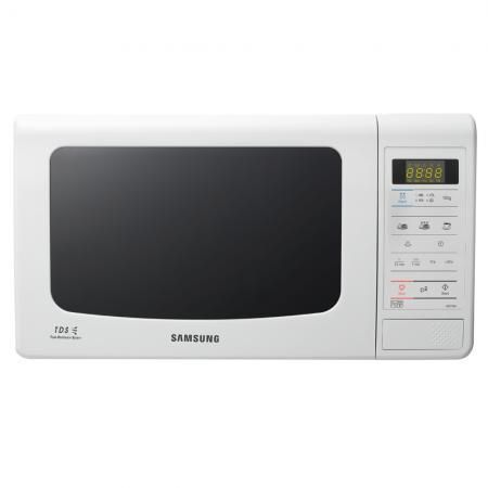 Samsung ME 733K, Mikrowelle, 20 Liter, 22 Automatikprogr.